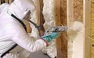 Как выполняется стен теплоизоляция