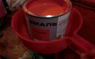 Алкидная краска для внутренних работ без запаха: какую выбрать