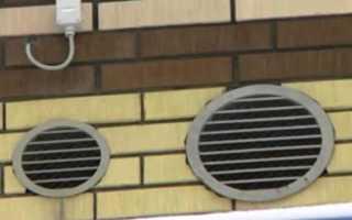 Вентиляция домов разных типов: деревянных, панельных, каркасных