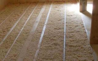 Утепление потолка опилками: как правильно утеплить, утепление потолка опилками в частном деревянном доме, потолок опилками