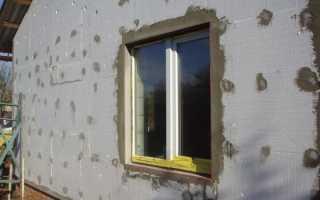 Внешнее утепление стен пенопластом: как правильно производить монтаж