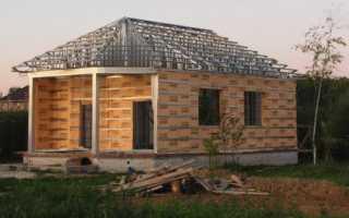Металлокаркасный дом: технология, особенности, достоинства, недостатки