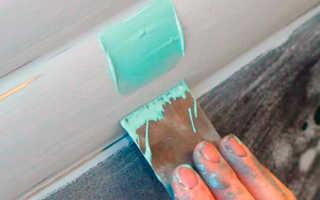 Жидкая шпаклевка: средство для быстрого ремонта