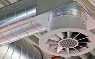 Системы вытяжной и приточной противодымной вентиляции и их расчет