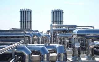 Воздуховоды из нержавеющей стали: виды, характеристики, монтаж