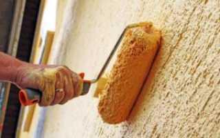 Оштукатуривание фасадов в разных вариантах