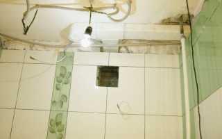Вентиляция в ванной и частном доме туалет со своими руками