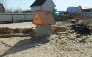 Скважина на воду в частном доме: плюсы и минусы