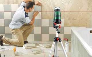 Как подготовить стену для укладки плитки: советы мастера