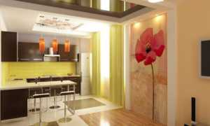 Чем покрыть стены на кухне: подбираем материал