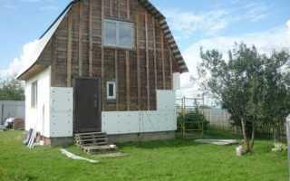 Утепление стен снаружи деревянного дома: выбираем материал