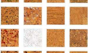 Как используется пробка для стен или новый взгляд на свой интерьер