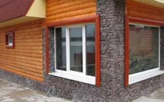 Материал для отделки фасада дома: делаем выбор