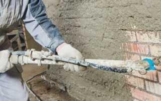 Механизированная штукатурка стен: достоинства и недостатки, отзывы строителей