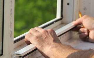 Как измерить оконные проемы для пластиковых окон – четвертью круглого и другие варианты
