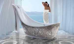 Облицовка чугунной ванны мозаикой своими руками