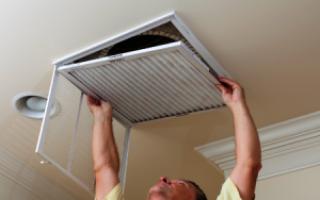 Вентиляционные решетки: типы, виды, размеры, материал, установка