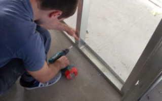 Как делать стены из гипсокартона: видео материалы и инструкции