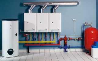 Установка газового котла в частном доме: требования к установке и правила