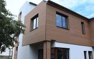 Как выполняется облицовка деревянного дома